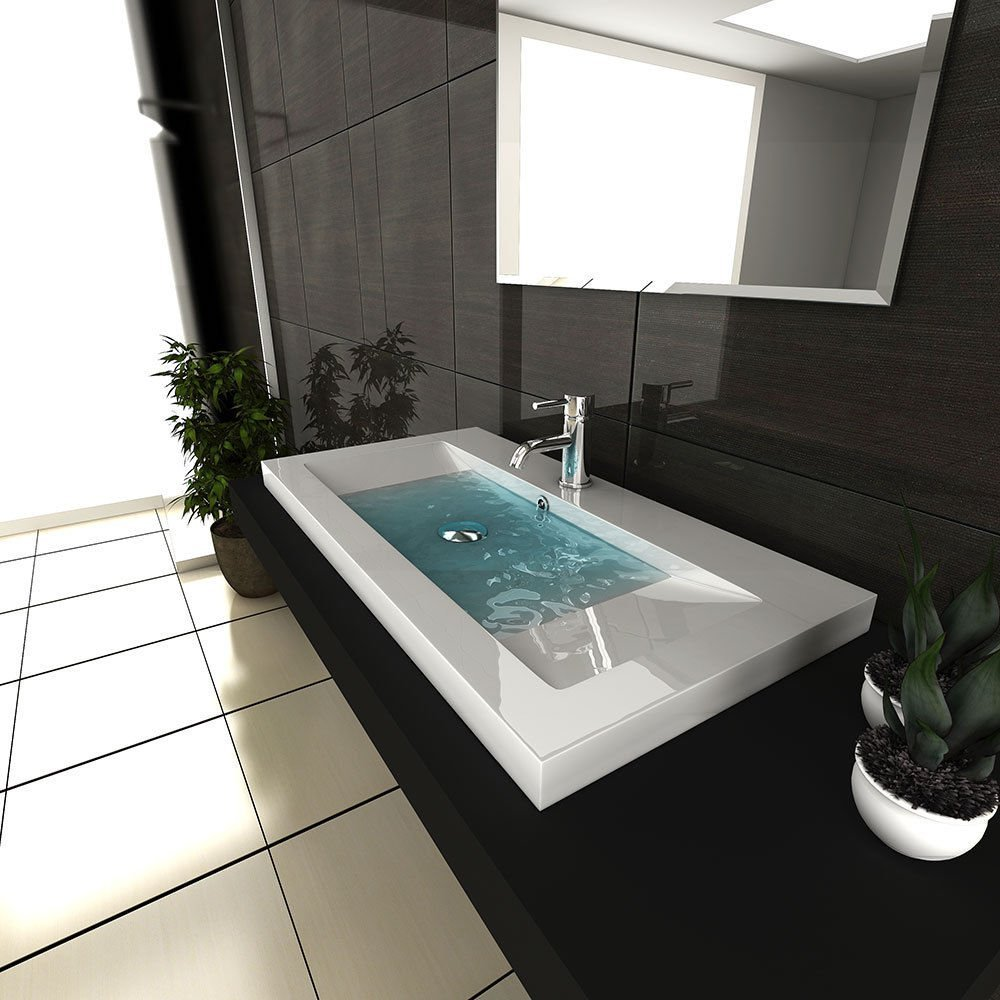 waschbecken kaufen handwaschbecken und mehr. Black Bedroom Furniture Sets. Home Design Ideas