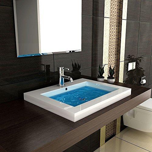 Aufsatzwaschbecken der vergleich waschbecken aufsatz for Waschbecken modern gunstig
