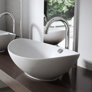 Waschbecken eckig mit unterschrank  Aufsatzwaschbecken ✓ Der Vergleich: Waschbecken Aufsatz