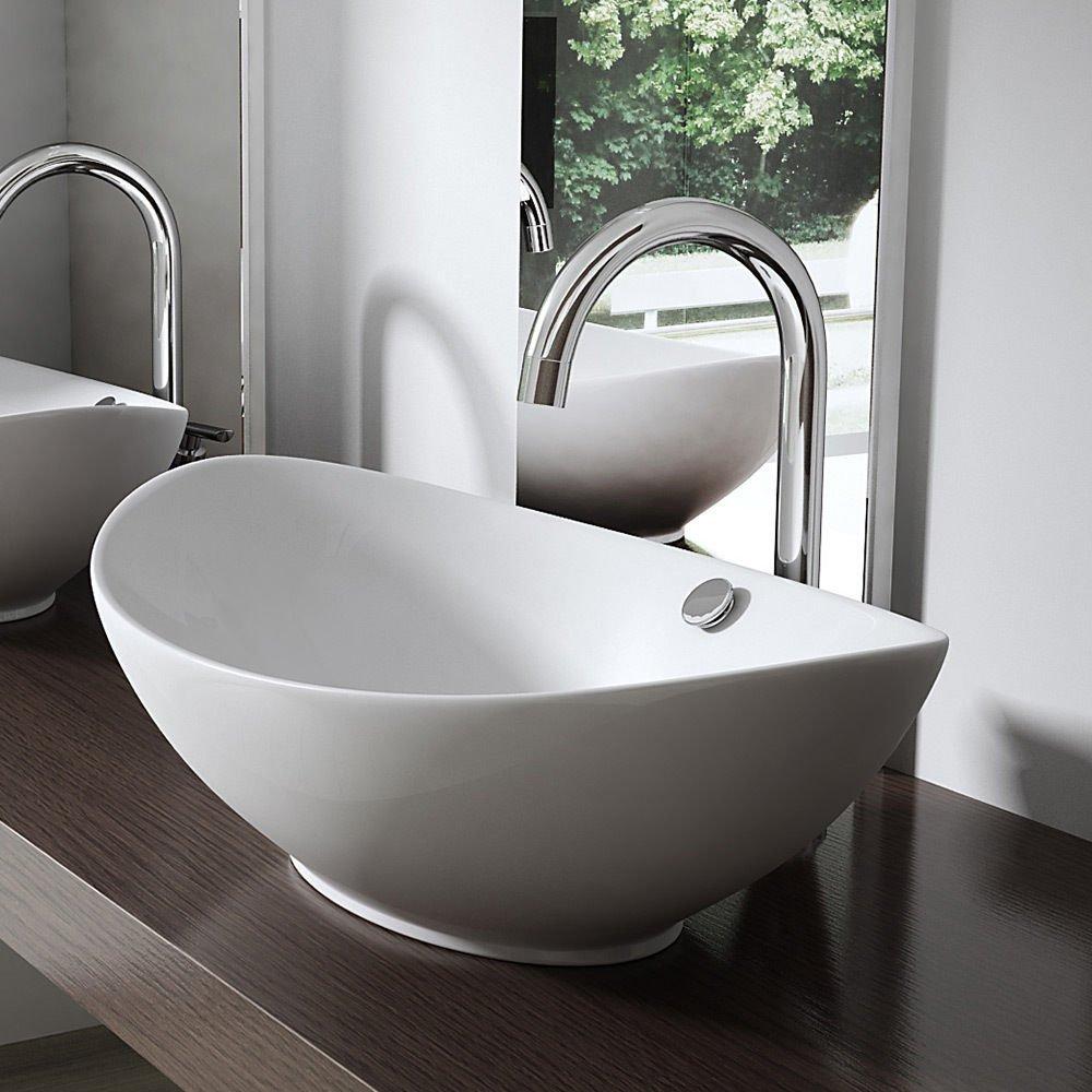 Aufsatzwaschbecken der vergleich waschbecken aufsatz for Aufsatzwaschbecken mit unterschrank