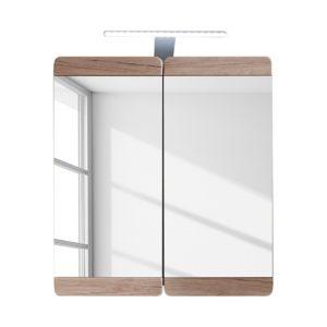 Spiegelschrank Bad Holz