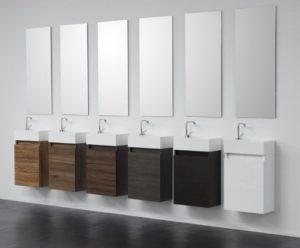 Waschbecken Gäste WC