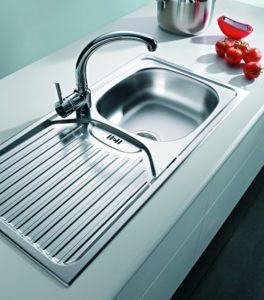 Waschbecken küche - Waschtisch mit Unterschrank